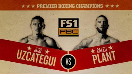 Uzcategui vs Plant PREVIEW: January 13, 2019 - PBC on FS1