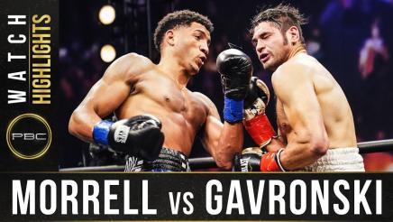 Morrell vs Gavronski - Watch Highlights | December 26, 2020