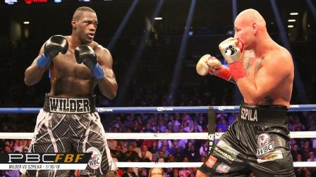 PBC Flashback Friday: Wilder vs Szpilka