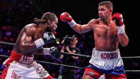 Korobov vs Aleem - Watch Full Fight | May 11, 2019