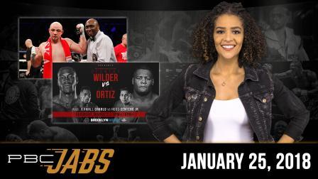 PBC Jabs: January 25, 2018