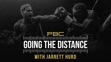 Jarrett Hurd reveals his keys to victory over Erislandy Lara