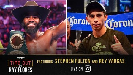 Stephen Fulton & Rey Vargas break down the super bantamweight division