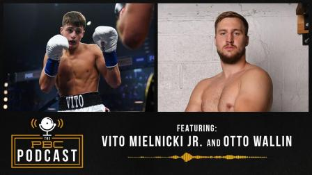 Otto Wallin, Vito Mielnicki Jr. & PBC's Blockbuster Events