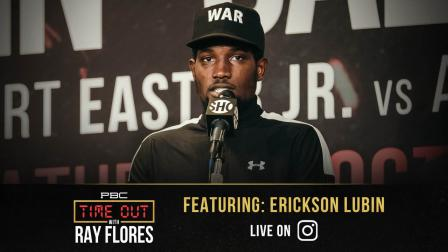 Erickson Lubin Promises a Dominant Victory over Terrell Gausha