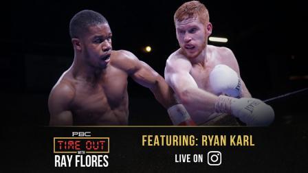 Ryan Karl Fights to Make His Dream Come True
