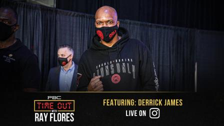 Derrick James Confirms Errol Spence Jr. is Ready for Danny Garcia