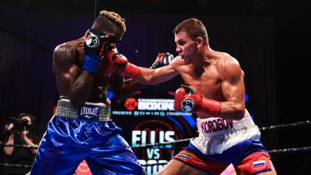 Ellis vs Korobov - Watch Fight Highlights | December 12, 2020
