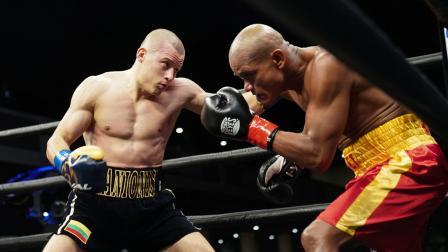 Stanionis vs Gonzalez - Watch Fight Highlights | December 16, 2020