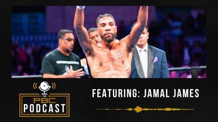 Jamal James, James Kirkland and The Return of Canelo