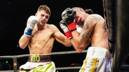 Mielnicki vs Lopez - Watch Fight Highlights | February 27, 2021