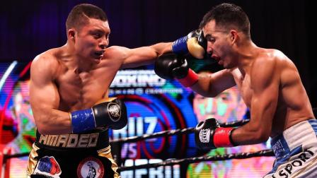 Cruz vs Romero - Watch Fight Highlights | March 13, 2021