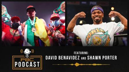 Shawn Porter, David Benavidez & More