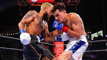 Nery vs Figueroa - Watch Fight Highlights | May 15, 2021