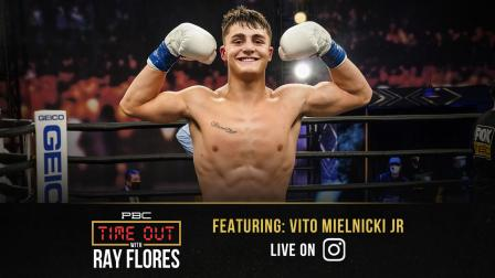 Vito Mielnicki Jr. Has One Thing On His Mind: Redemption