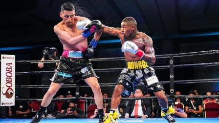 Centeno Jr vs Monroe Jr - Full Fight | June 1, 2019