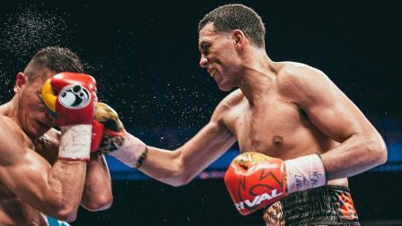 Benavidez vs Gavril Full Fight: September 8, 2017 - PBC on Showtime