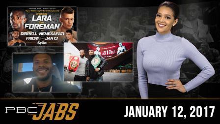 PBC Jabs: January 12, 2017