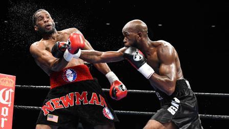 Newman vs Parker Highlights: PBC on FS1 - September 19, 2017