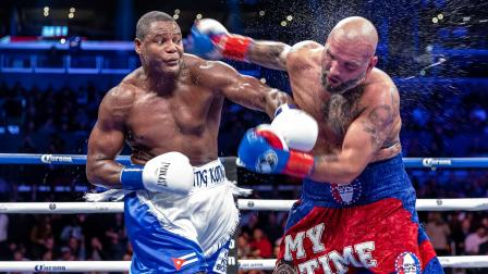Ortiz vs Kauffman  - Watch Video Highlights | December 1, 2018