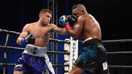 Derevyanchenko vs Johnson Highlights: August 25, 2017