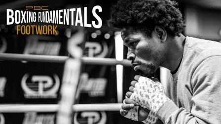 PBC Boxing Fundamentals: Footwork