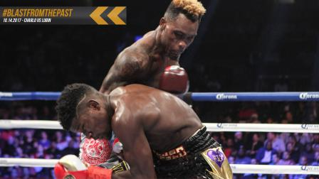 Blast from the Past: Charlo KOs Lubin