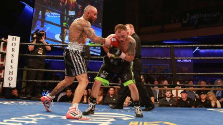 Vasquez vs Collazo highlights: February 2, 2017