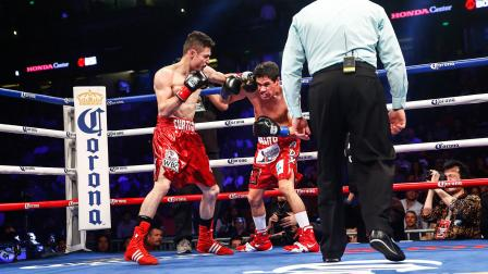 Ceja vs Ruiz Full Fight: Feb 27, 2016 - PBC on Showtime