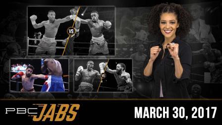 PBC Jabs: March 30, 2017