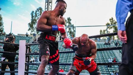 Ajagba vs Mansour  - Watch Full Fight | March 9, 2019