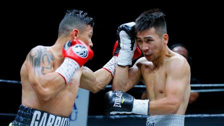 Escandon vs Nyambayar - Watch Video Highlights | May 26, 2018