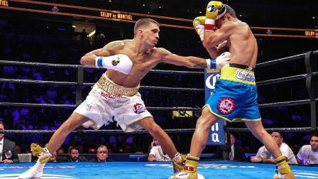 Selby vs Montiel full fight: October 14, 2015