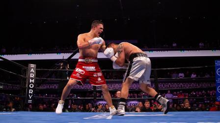 Spencer vs Vasquez - Watch Fight Highlights | April 13, 2019