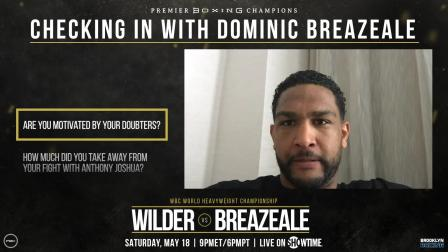 Dominic Breazeale wants revenge