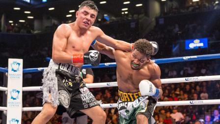 Porter vs Granados Full Fight: November 4, 2017