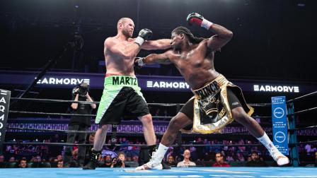 Martin vs Martz - Watch Full Fight | July 13, 2019