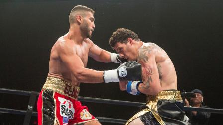 Elbiali vs Brooker highlights: July 18, 2017