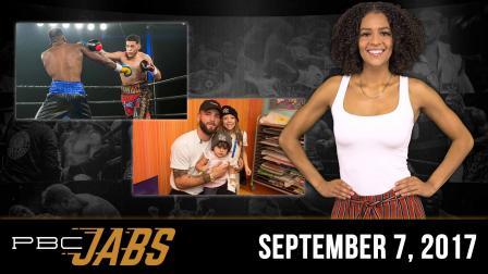 PBC Jabs: September 7, 2017