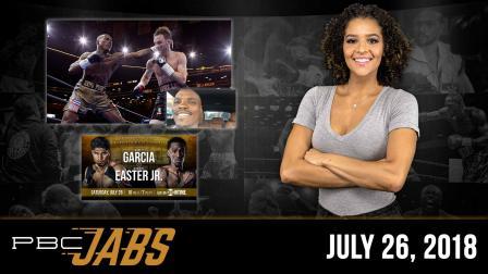 PBC Jabs: July 26, 2018