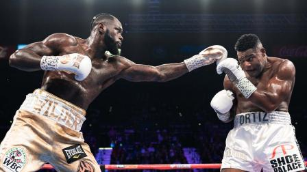 Wilder vs Ortiz 2 - Watch Fight Highlights | November 23, 2019