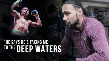 Keith Thurman shares his thoughts on Josesito Lopez