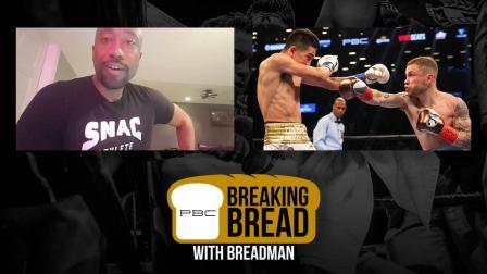 Breaking Bread with Breadman: Santa Cruz vs Frampton