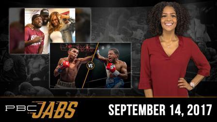 PBC Jabs: September 14, 2017