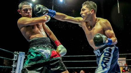 Lopez vs Corral FULL FIGHT: April 9, 2017 - PBC on FS1