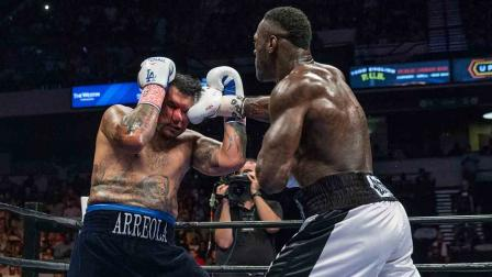 Wilder vs Arreola full fight: July 16, 2016
