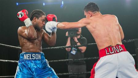 Luna vs Nelson highlights: August 5, 2016