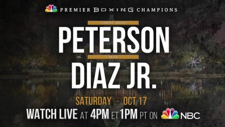 Peterson vs Diaz preview: October 17, 2015