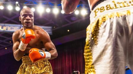 Smith vs Harrison Full Fight: May 11, 2018 - PBC on Bounce