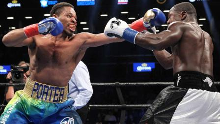 Berto vs Porter Full Fight: April 22, 2017 - PBC on Showtime